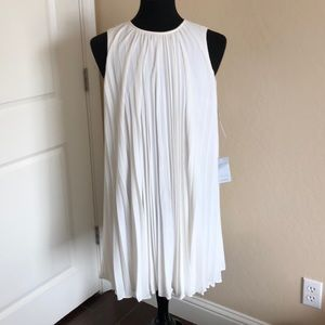 NWT Maggie London Off White Women's Dress Size 8